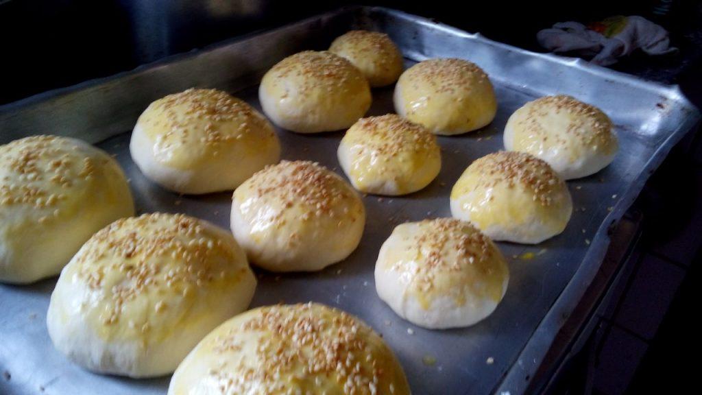 Pãozinho de kefir